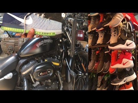 CHOR BAZAR PUNE|HARLEY DAVIDSON| NIKE SHOES| MENS  WATCHES | USED BIKES| ANTIQUES