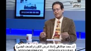 الدعامات نوعان. ايهما افضل؟  الضعف الجنسى مع ا.د. محمد عبدالشافى