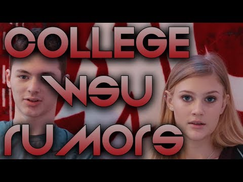 COLLEGE RUMORS! (Washington State University) | College Talks Ep.1