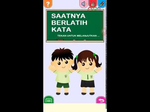 Aplikasi Ayo Belajar Membaca