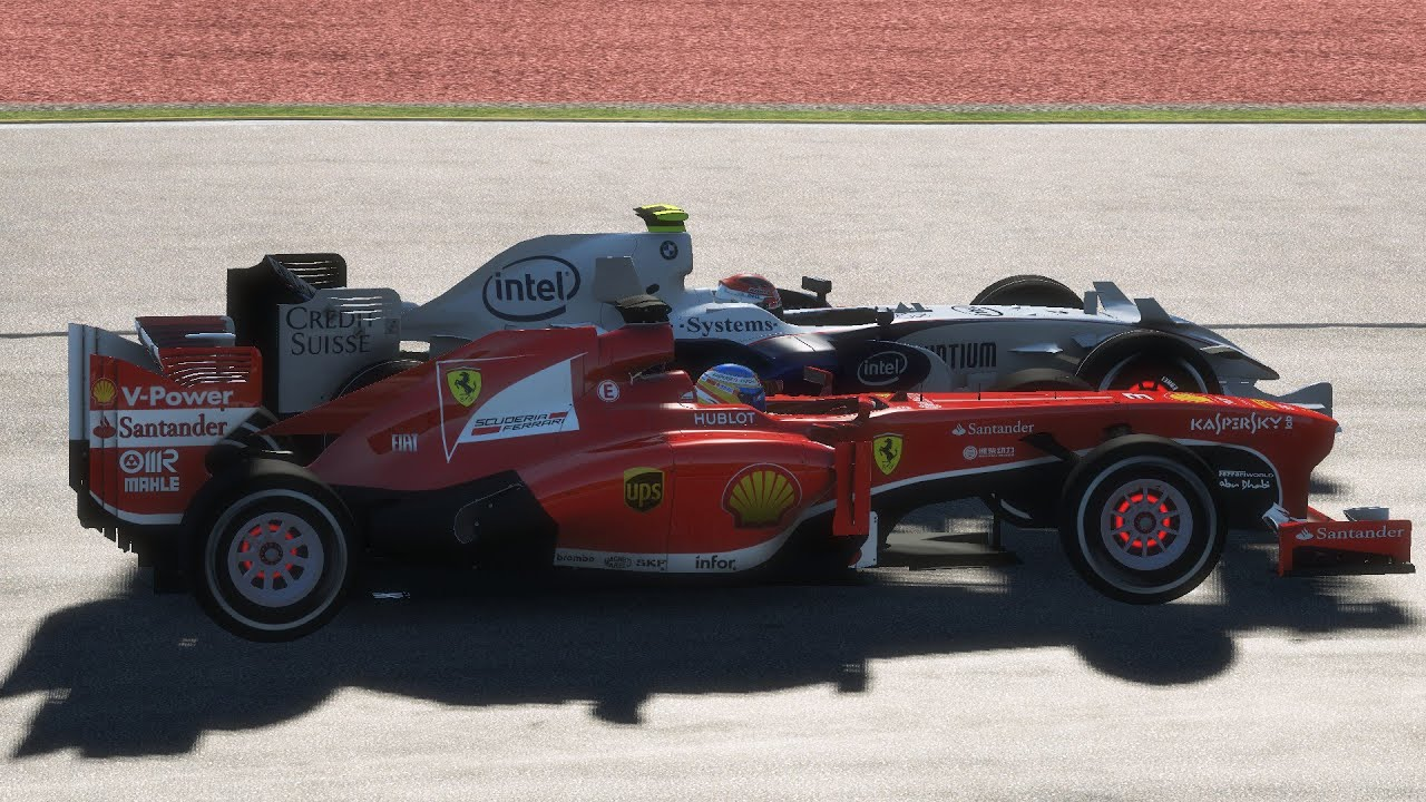 Rfactor 2 f1 asr 2018 download | Best f1 mod right now