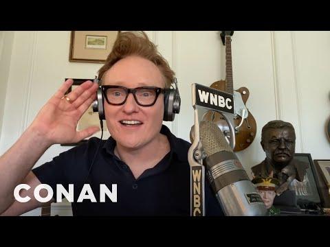 Conan's L.A. Traffic Report - CONAN on TBS