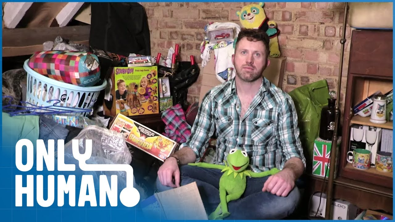 I Can't Get Rid Of My Massive Toy Collection | Hoarders SOS S1 Ep5 | Only Human