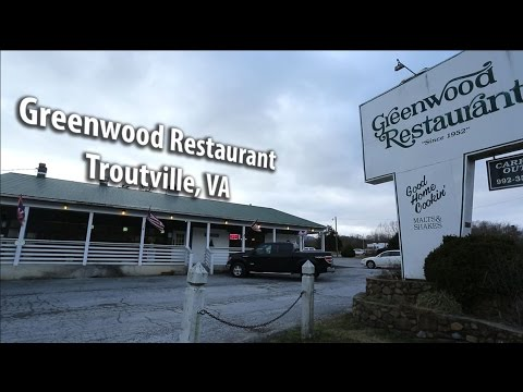 Greenwood Restaurant - Troutville, VA - Presented by Damon Gettier & Associates, REALTORS