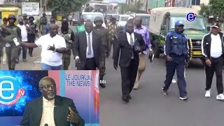 THE 6PM NEWS (Guest: Barr Julis ACHU) WEDNESDAY JANUARY 30th 2019 - EQUINOXE TV