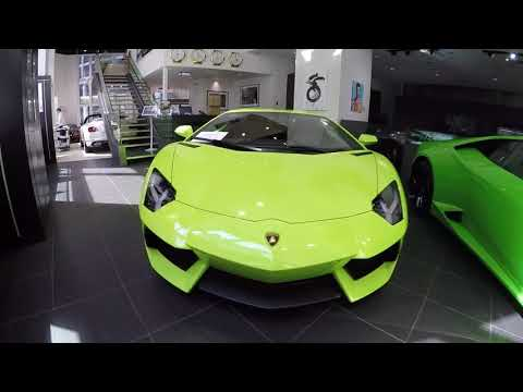 Supercar Hunting in Chicago Illinois - Lamborghini Gold Coast