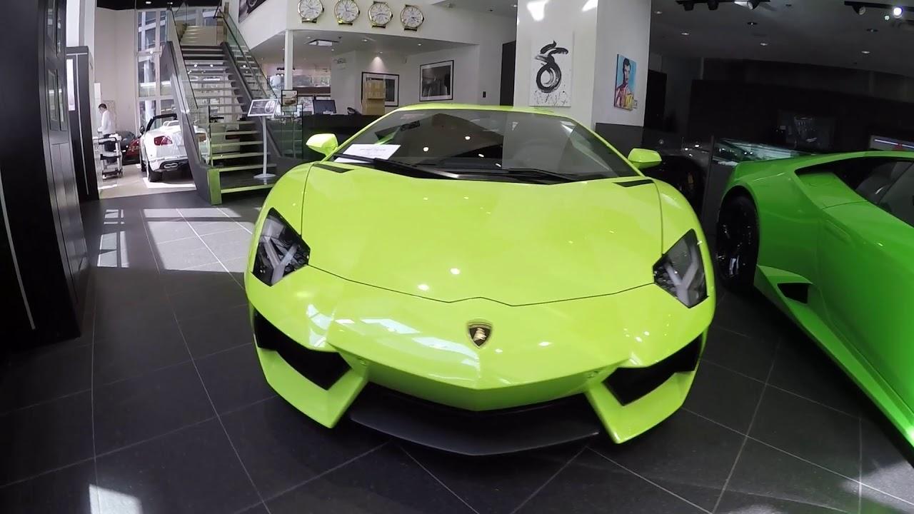 Supercar Hunting In Chicago Illinois   Lamborghini Gold Coast