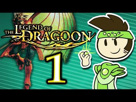 Legend of Dragoon - #1 - Gust of Wind Dance!