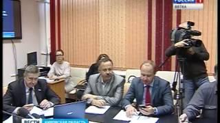 В Кирове продолжаются дискуссии вокруг мини-рынка на Комсомольской площади(ГТРК Вятка)
