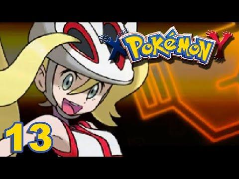 Pokémon Y #13 : TROISIÈME BADGE !