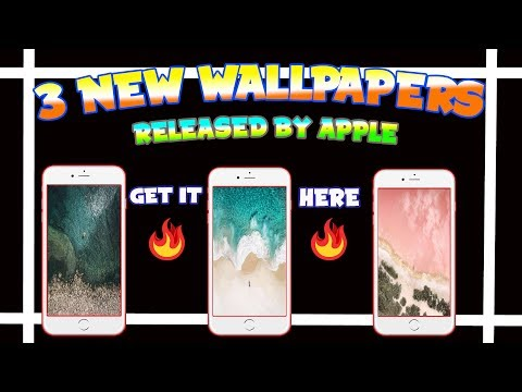 iOS 10.3.3 New Wallpapers & More ( DOWNLOAD IT )!!!