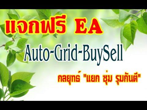 แจกฟรี !!!  EA Forex Auto Grid Buy/Sell