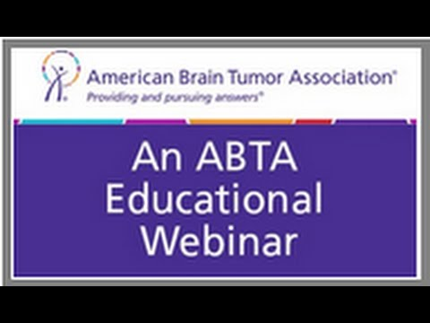 American Brain Tumor Association Webinar: What Happens At A Tumor Board?