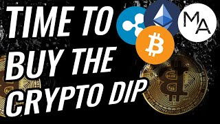 NOW Is The Time To BUY The Dip In Bitcoin & Crypto Markets?