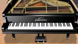Learn Greek songs on the piano online via Skype / msn
