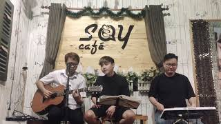 [Cover]NGƯỜI HÃY QUÊN EM ĐI - Guitarist: Ngọc Thành - Drum: Khoa Âu - Singer: Trương Trần Anh Duy