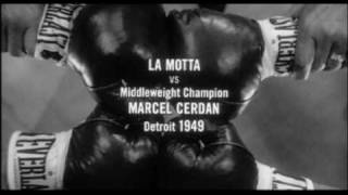Great Movie Scenes-The Middleweight Championship from Raging Bull