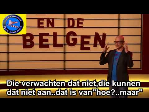 Bart Lauwers Humor