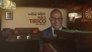 NBC Sports' Mike Tirico Talks Winter Olympics w/Dan Patrick Show | Full Interview