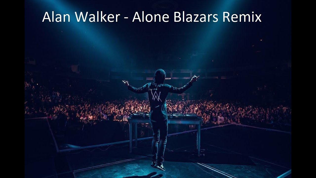 Download Alan Walker - Alone Blazars Remix (Official Video)