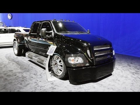 Custom Ford F 650 Youtube