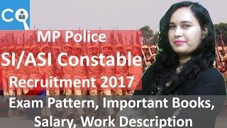 MP Police Department Recruitment   Part 1  Constable/SI/ASI