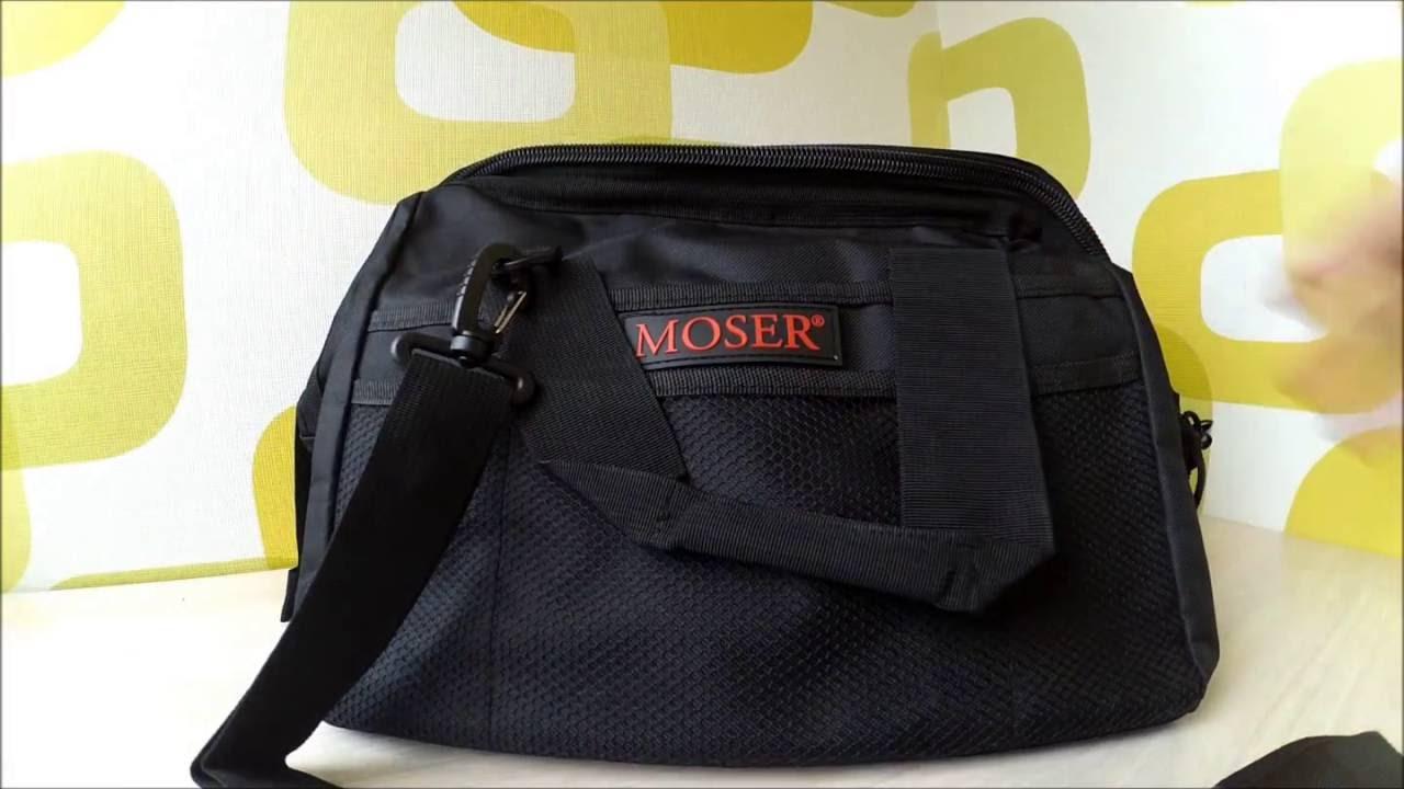 Bag For Barber Tools Original Genuine Moser