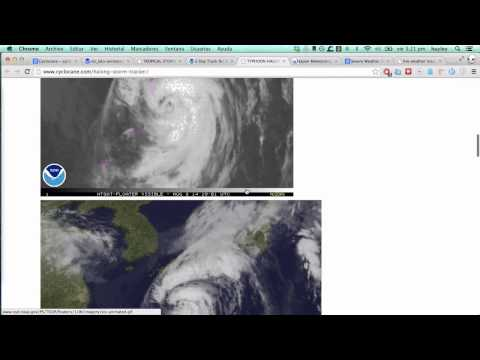 Aug 8 - Tropical Storm Iselle,, Typhoon Halong, Julio, & Genevieve