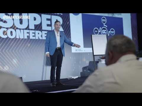 Don't Avoid Attention, Embrace It- Grant Cardone LIVE from Nashville