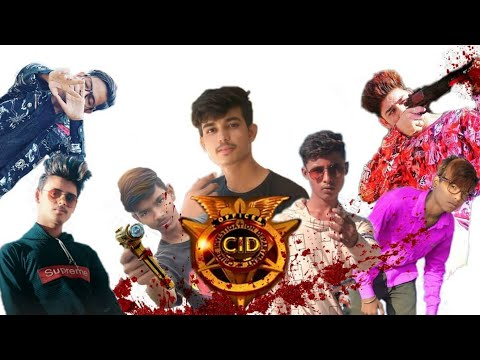 C.I.D.  Very Funny     Hindi Comedy   Real team 05 king