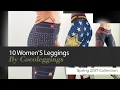 10 Women'S Leggings By Cocoleggings Spring 2017 Collection