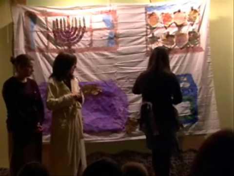 Zimmer Preschool Chanukah Play 2012