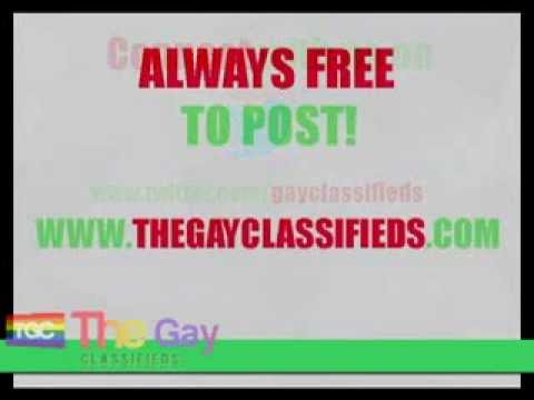 The Gay Classifieds from YouTube · Duration:  33 seconds