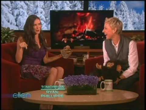 Ellen - more guest scares!