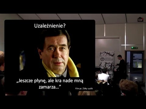 Marcin Żebrowski -  Czyli o działaniu alkoholu na mózg.