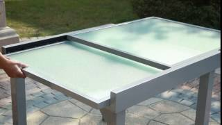 table de jardin extensible molvina concept usine