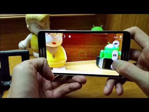 Review Samsung Galaxy Note 3 Neo Duos Camera รีวิว ซัมซุงแกแล็คซี่ โน๊ตสามนีโอ ดูออสสอง กล้อง