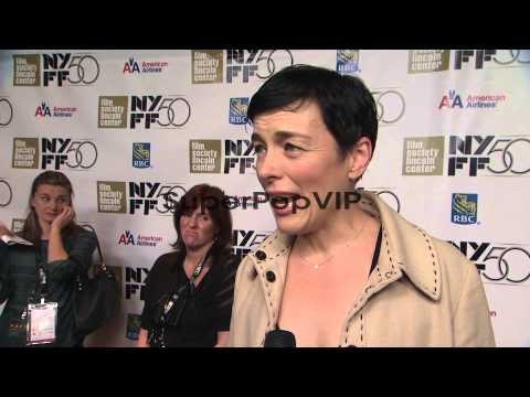 INTERVIEW: Olivia Williams on how she prepared for the ro...