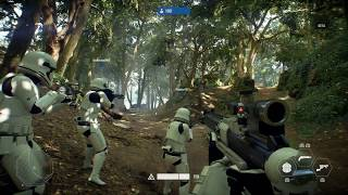 Star Wars Battlefront II • 4K UHD Gameplay 1 • PS4 Pro