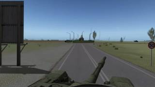 Steel Beasts 4.0: T-72B1 Assault
