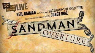 Neil Gaiman in Conversation with Junot Díaz