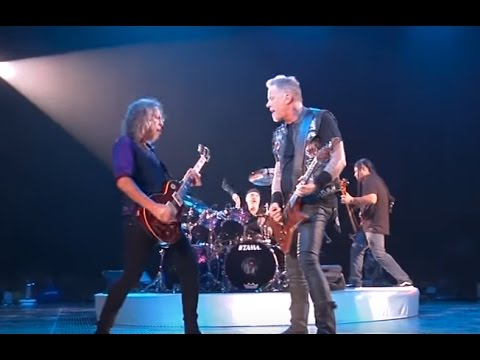 Metallica to play Late Show With Stephen Colbert - Asking Alexandria start new album