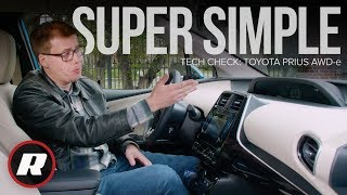 Tech Check: 2019 Toyota Prius keeps it simple