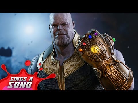 Thanos Sings A Song (Marvel Avengers Infinity War Parody)