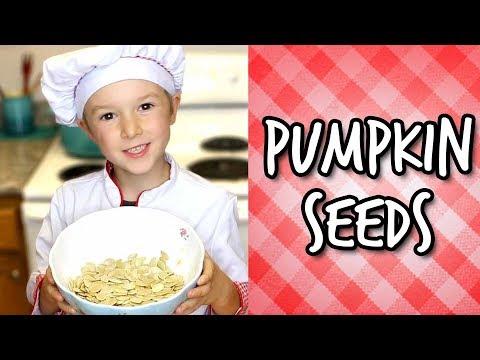 How to Make Pumpkin Seeds - Chef Jacob