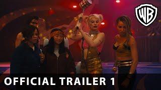 Margot Robbie's New Birds of Prey 2020 Trailer