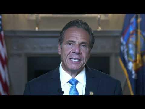 Governor Cuomo Delivers Farewell Address