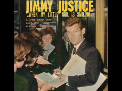 """*Popcorn Oldies* - Jimmy Justice - """"One"""""""