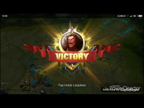 VICTORY!!! - MOBILE LEGENDS Mp3