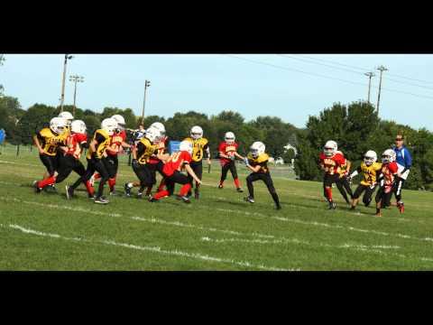 2013 Football Steelers pick 6